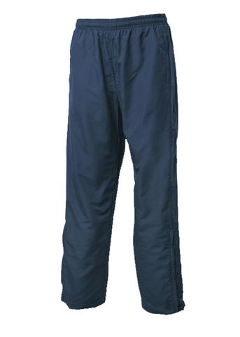 SPORTS JNR TRACKPANT NAVY 8