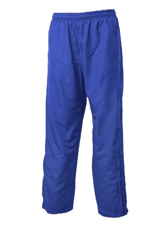 ** KIDS TRACKPANTS ROYAL 8