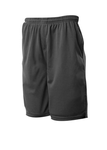KIDS SPORTS SHORTS BLACK 8