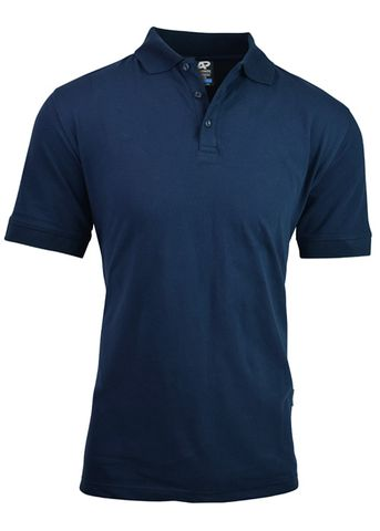 MENS CLAREMONT POLO NAVY S