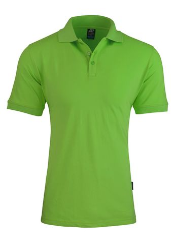 MENS CLAREMONT POLO APPLE S