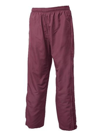 ** KIDS TRACKPANTS MAROON 8