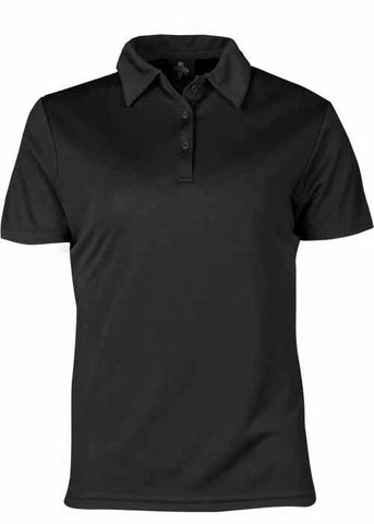 LADY BOTANY POLO BLACK 8