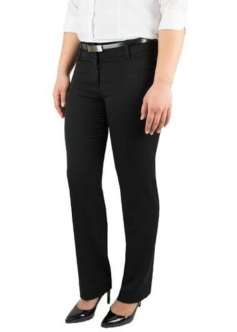 LADIES CLASSIC PANT BLACK 8