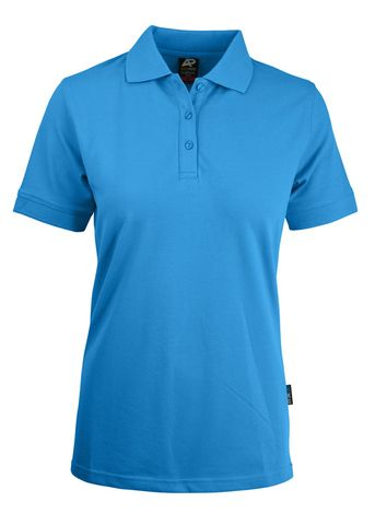 LADY CLAREMONT POLO CYAN 10