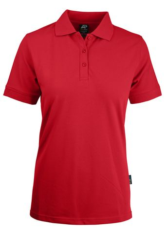 LADY CLAREMONT POLO RED 10