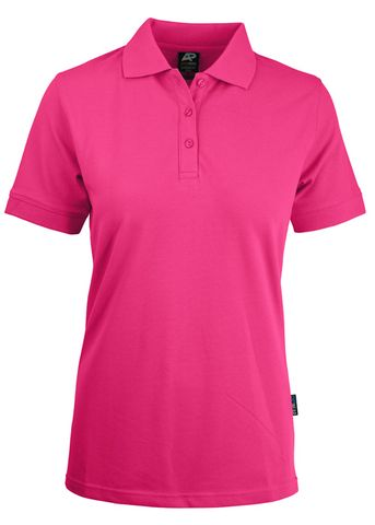 LADY CLAREMONT POLO PINK 10