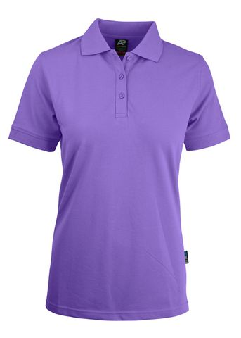 LADY CLAREMONT POLO PURPLE 10