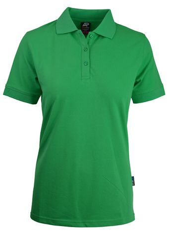 LADY CLAREMONT POLO KELLY GREEN 10