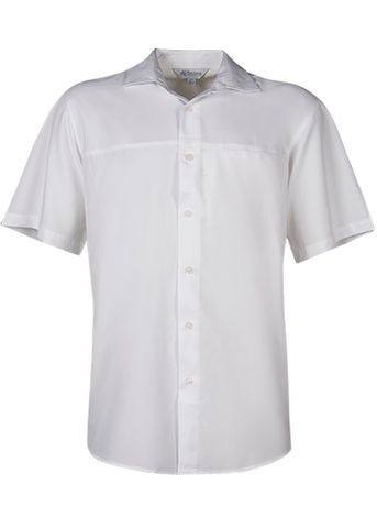 SPRINGFIELD MENS SHIRT SHORT SLEEVE RUNOUT - N1904S