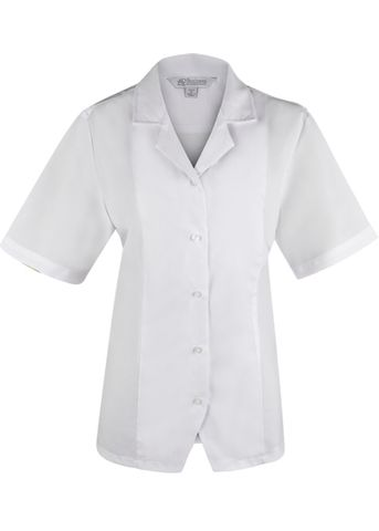 SPRINGFIELD LADY SHIRT SHORT SLEEVE RUNOUT - N2904S