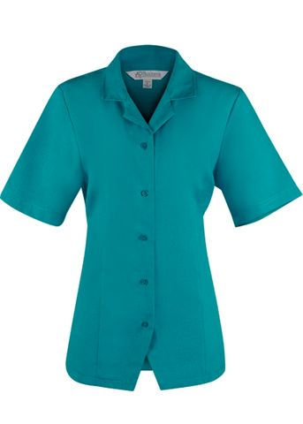** LADY SPRINGFIELD SHORT SLEEVE TEAL 8