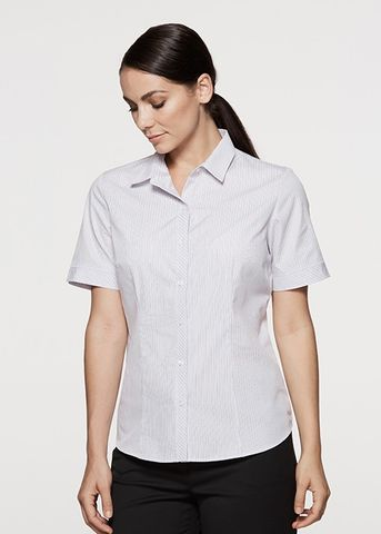BAYVIEW LADY SHIRT SHORT SLEEVE - N2906S