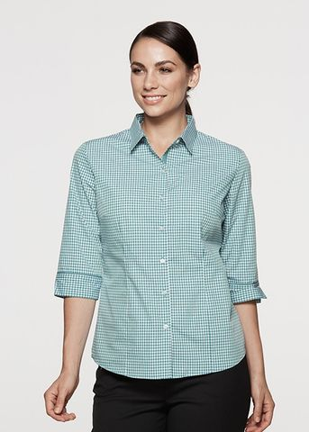 EPSOM LADY SHIRT 3/4 SLEEVE - N2907T