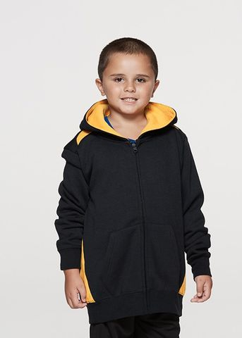 FRANKLIN ZIP KIDS HOODIES - N3508