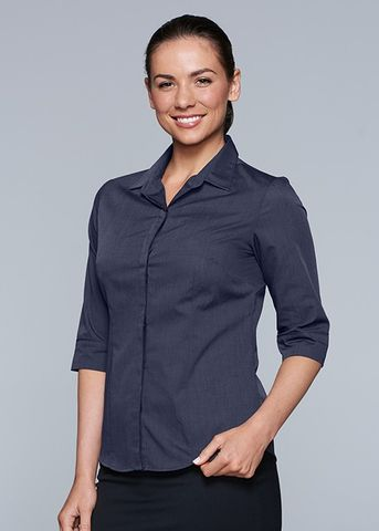 GRANGE LADY SHIRT 3/4 SLEEVE - N2902T