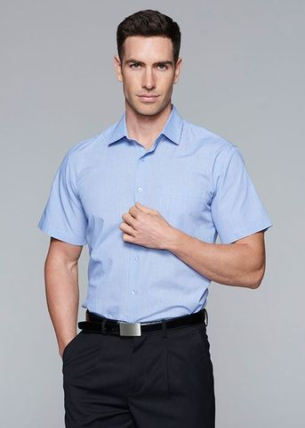 GRANGE MENS SHIRT SHORT SLEEVE - N1902S