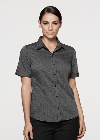 HENLEY LADY SHIRT SHORT SLEEVE - N2900S