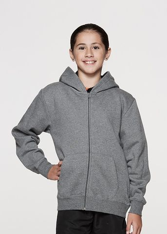 KOZI ZIP KIDS HOODIES - N3503