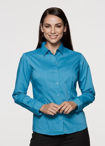 MOSMAN LADY SHIRT LONG SLEEVE - N2903L