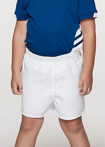 RUGBY KIDS SHORTS - N3603