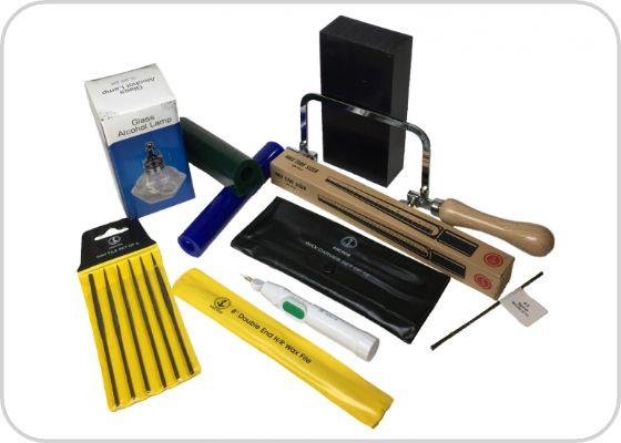 Advanced Wax Working Kit