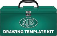 Drawing Template Kit