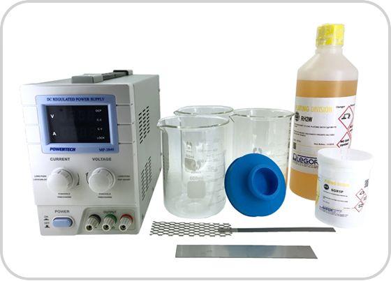 Rhodium Plating Tool Kit