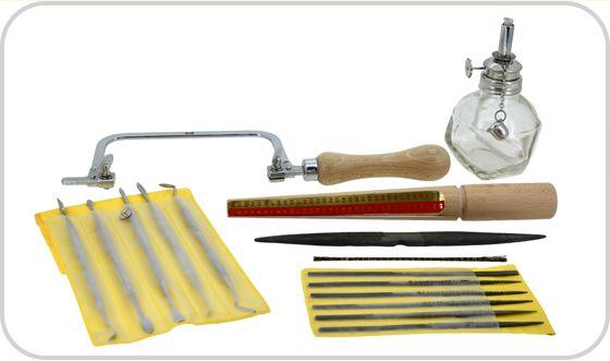Wax Working Tool Kit