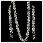 60cm Argentium SilverNecklace