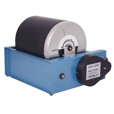 Lortone QT12 Single Barrel Rotary Tumbler (5.4kg)