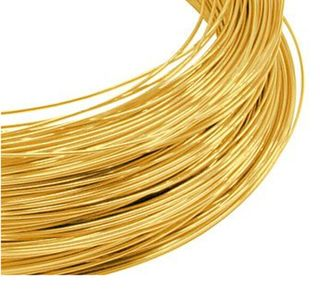 Gold Sheet & Wire