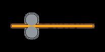 Durston 100mm Mini Handle Wheel