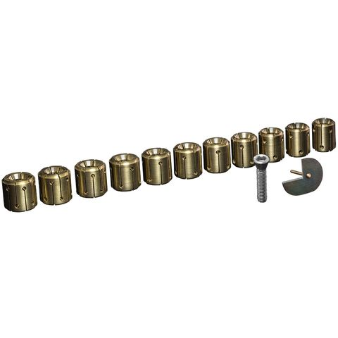 JURA - Set of Brass Collets