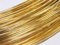 9ct Yellow Wire