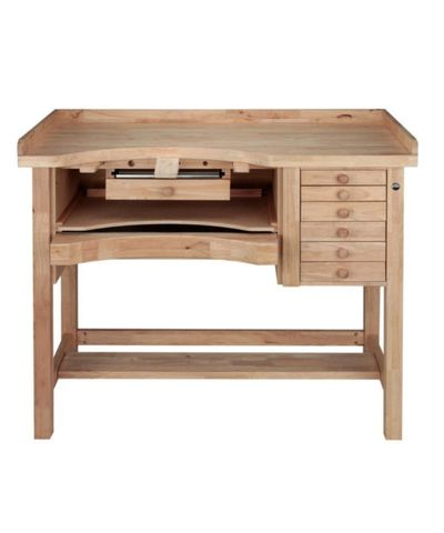 Durston Superior Hardwood Jewellers Bench