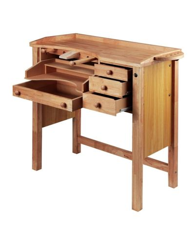 Durston Professional Jeweller's Workbench Hardwood