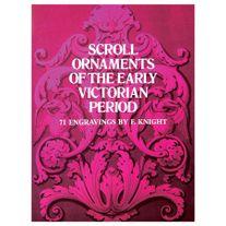 Book - Scroll Ornaments - 71 Engravings