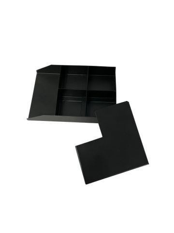 Gem Shovel with Cover - Black