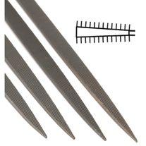 Escapement File: Knife Vallorbe - L.55mm  Cut 8