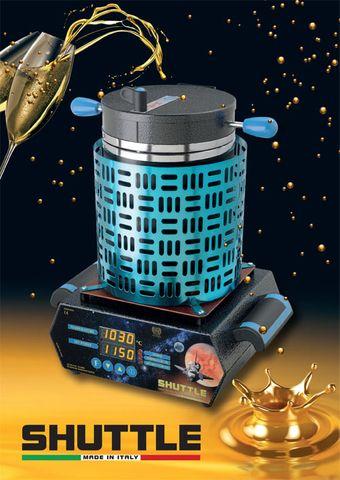 Electric Melting Furnace - Shuttle 3kg