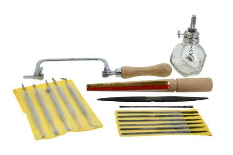 Tool Kit - Wax Working