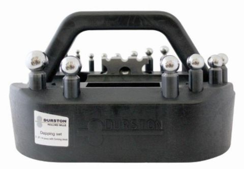 Dapping Set - Durston 3mm to 21mm