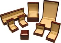 BROWN TOP WOODEN BOXES
