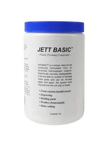 Jett Basic Fixturing Compound - 450g
