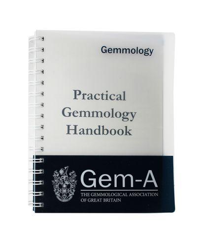 Book - Practical Gemmology Handbook by Gem-A