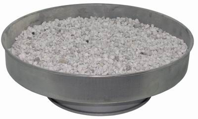 Annealing Pan with Pumice 300mm Diameter