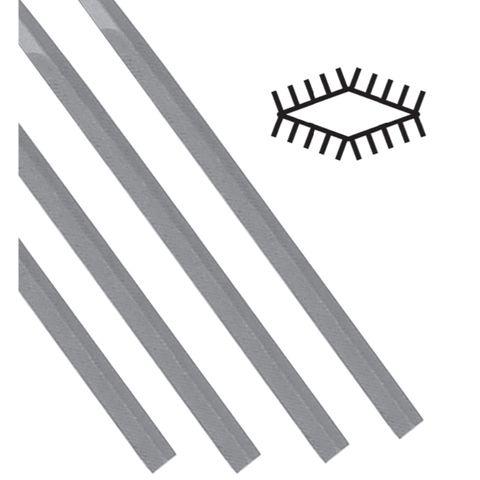 Needle File - Vallorbe Slitting 160mm Cut 2