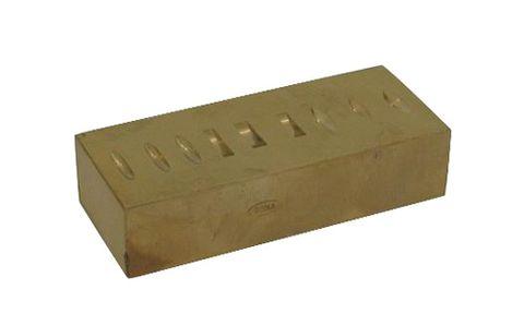Hallmark Anvil - Brass