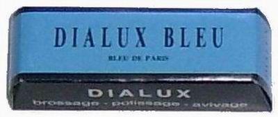 Polishing Compound - Dialux Bleu Blue